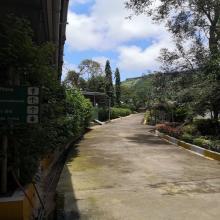 Entrance to Female Area